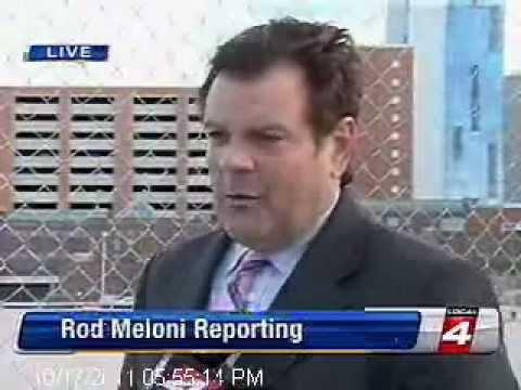 WDIV TV Local 4 Detroit Greektown Guerrilla Marketing Broadcast