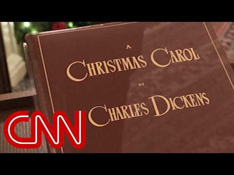 "The history of the Charles Dickens' ""A Christmas Carol"""