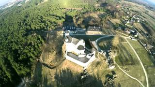 Szlak Orlich Gniazd - Jurassic park in Poland. Eagle nest trail by DJI Phantom 2.