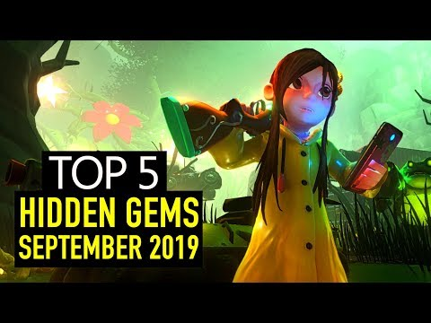 TOP 5 Indie Games HIDDEN GEMS for SEPTEMBER 2019