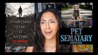 Pet Sematary (2019)- Official Trailer REACTION!!!!