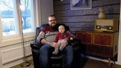 Jimmy Huhtala: Lapsettomuus valmisti vanhemmuuteen
