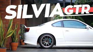Silvia GTR Ep 8 | Project Yang Kalian Tunggu-tunggu! | Feat Pengepul Mobil