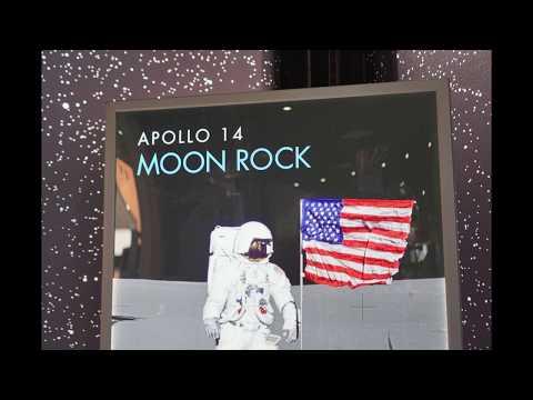 NASA Visitor Center Greenbelt Maryland Upclose Detailed