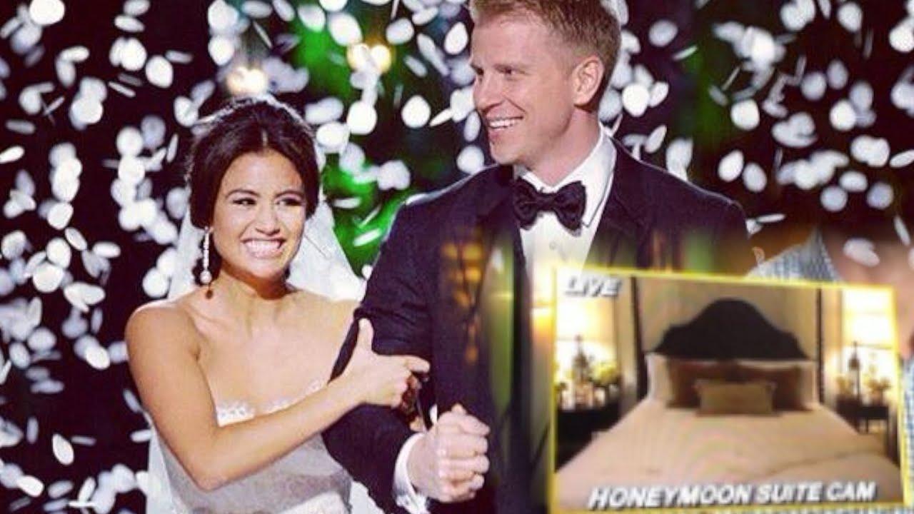 Sean Lowe Bachelor Wedding
