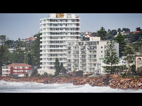 Collaroy - Narrabeen Coastal Erosion From June 2016 Storms