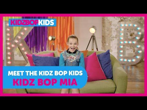 Meet The KIDZ BOP Kids  KIDZ BOP Mia