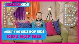 Meet The KIDZ BOP Kids - KIDZ BOP Mia