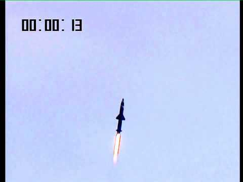 Prithvi II India (Prithvi 2 Missile Launch)