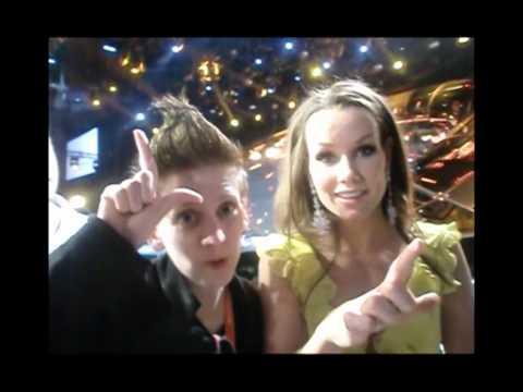 Segerintervju med Linda Bengtzing - Melodifestival...