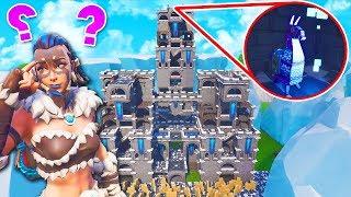 Nouveau Jeu ! Trouve le Lama Guerre de Territoire 3.0 ! Fortnite Créatif
