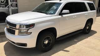 Chevrolet Tahoe PPV 2015 Videos