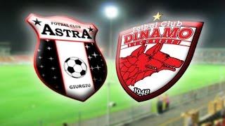 Astra Giurgiu - Dinamo 4-2   Rezumat complet   2.05.2016