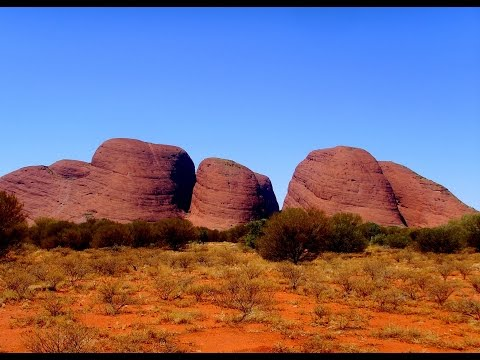 The Olgas,  Northern Territory, Australia, Oceania