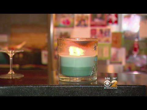 The Dangers Of Scented Candles