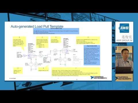 功率放大器设计和负载牵引的增强