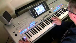 Commitment's Mustang Sally - Yamaha Tyros - Cover
