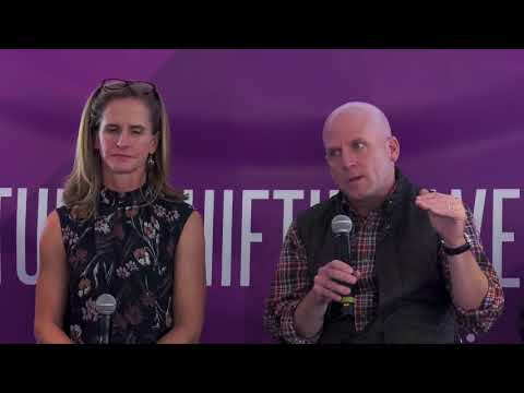 8th annual Culture Shifting Weekend NYC - Corporate VC Panel