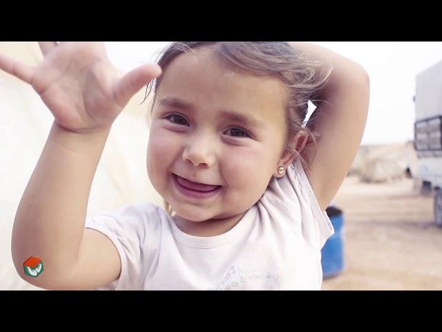 اعطونا الطفولة - اطفال سوريا