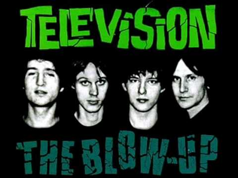 The Blow Up / Television - Friction