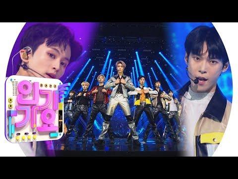 NCT 127(엔시티127) - Superhuman @인기가요 Inkigayo 20190616