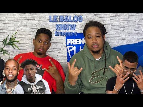 Youtube: Les albums de Freeze Corleone & NBA Youngboy – Tory Lanez s'excuse  – Le Baloo Show – ÉPISODE 5