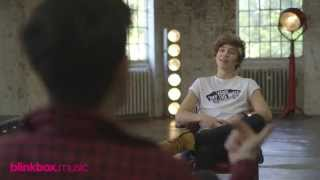 Union J's George interviewed by blinkbox Music