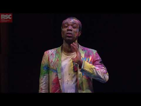 Paapa Essiedu's 'To Be Or Not To Be' speech in Royal Shakespeare's Hamlet