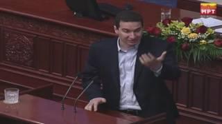 Ѓорчев до СДСМ: Народот вика НЕ за платформата, имате 500.000 народ на улица!