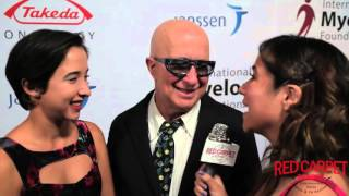 Paul Shaffer at the IMF