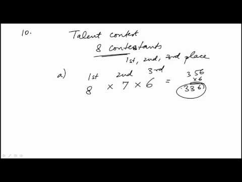 Data Analysis Problem 10 REVISED GRE MATH REVIEW OFFICIAL