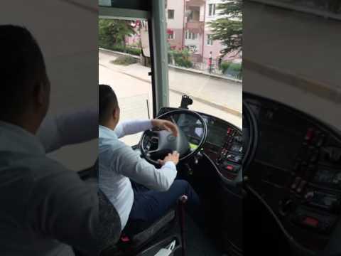 Mercedes 403 keyifli bir sürüş izleyin !!