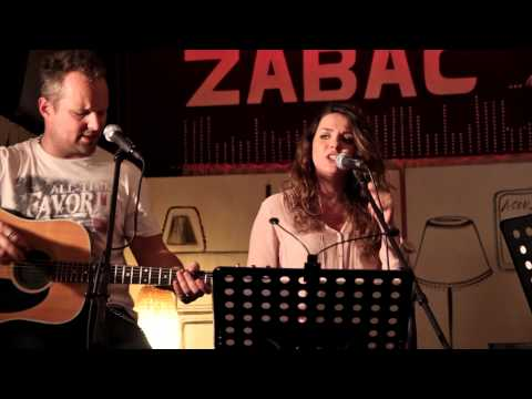 """All about that bass"" cover preformed live by ""Money2 Acoustic"" @ Žabac Zagreb"