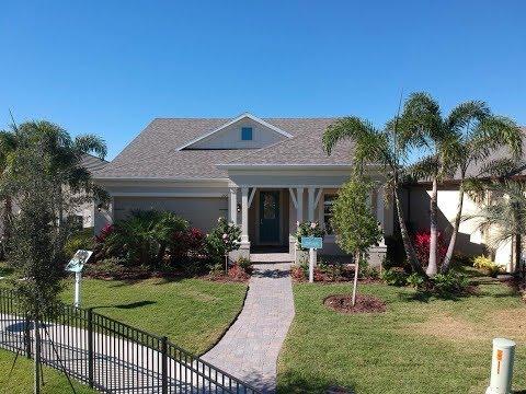 Orlando New Homes - K Hovnanian's Four Seasons at Orlando - Saint Lucia Model
