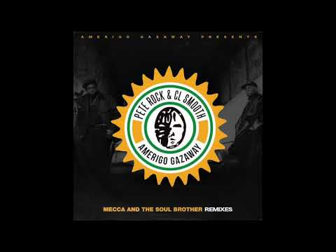 Pete Rock & C L  Smooth - Mecca And The Soul Brother (Amerigo Gazaway Remixes) (Full Album) [HD]