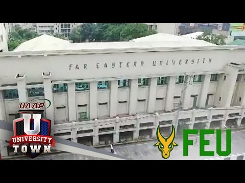 Far Eastern University | University Town | August 7, 2016