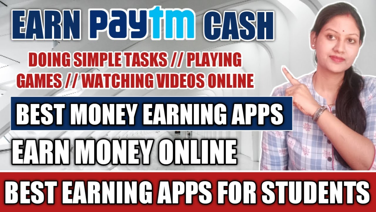 EARN MONEY ONLINE 🔥 | Money Earning Apps | HOW TO EARN MONEY ONLINE | How To Earn Money From Home 🏠