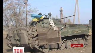 Танкісти-смертники самовіддано прикривають позиції українських військових