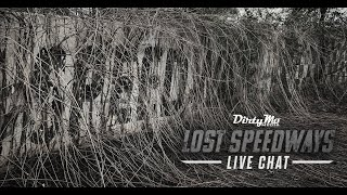 Lost Speedways Live Chat with Executive Producers Mike Davis and Matthew Dillner