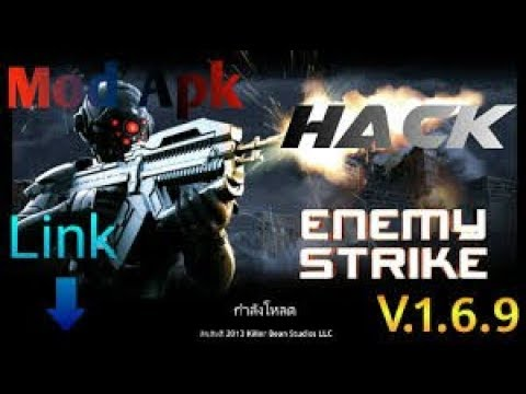 Enemy Strike (MOD, unlimited money/ammo) free on android