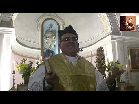 Omelia del Rev  Don Piero Fraschetti Ognissanti - Omelie dellI·M·B·C a Ferrara