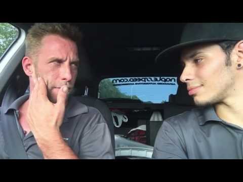 I took my boss for a spin on my BT GTI MK6. Check this out! LOL