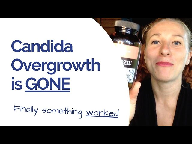 Natural Antifungal - Best Supplement for Candida Overgrowth