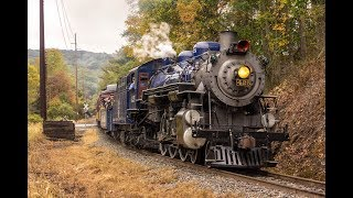 Reading & Northern 425 - Fall Foliage Specials