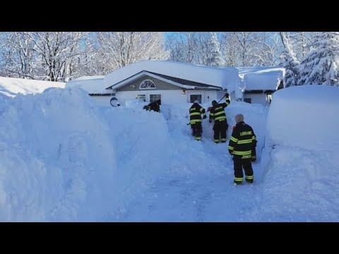 Eastern US Also Hit With Arctic Blast