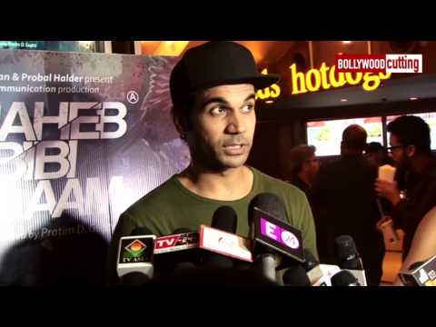 SAHEB BIBI GULAM Bengali film Premiere