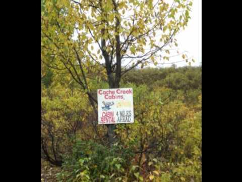 Cache Creek - Petersville Alaska - Land For Sale