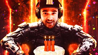 ALI-A'S BIRTHDAY! (Black Ops 3 LIVE Gameplay)