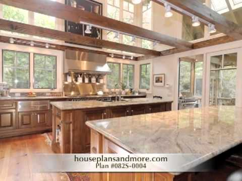 Ultimate Kitchens Video | House Plans and More - YouTube