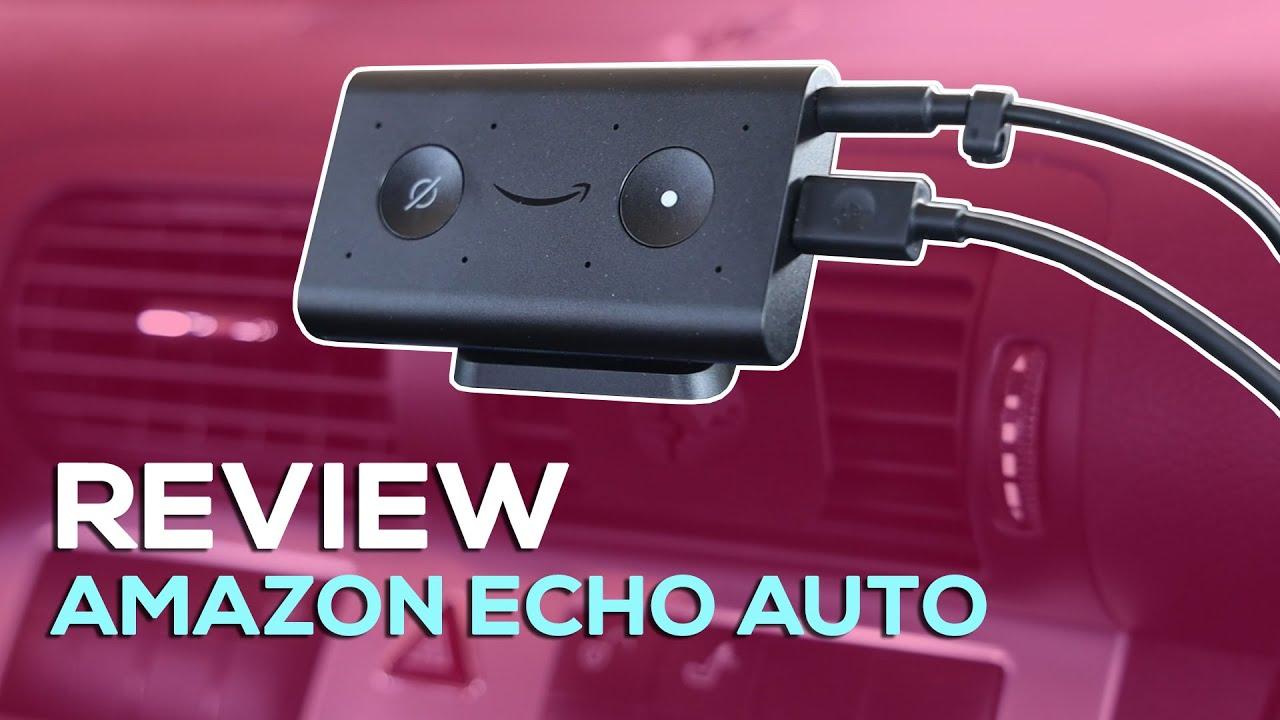 Review Amazon Echo Auto, Alexa en cualquier coche  | Coches SoyMotor.com